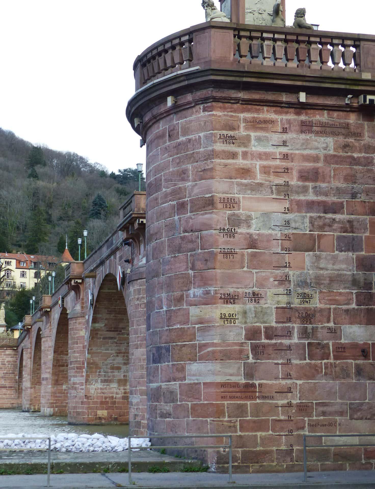 Alte Brucke Heidelberg Heidelberg Guide