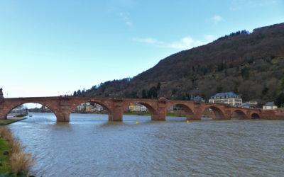 Old Bridge Heidelberg