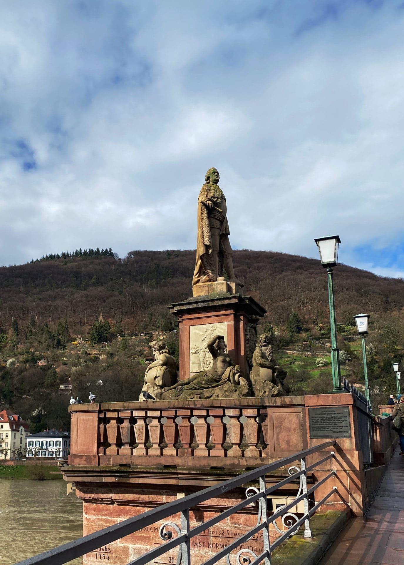 Karl Theodor Statue
