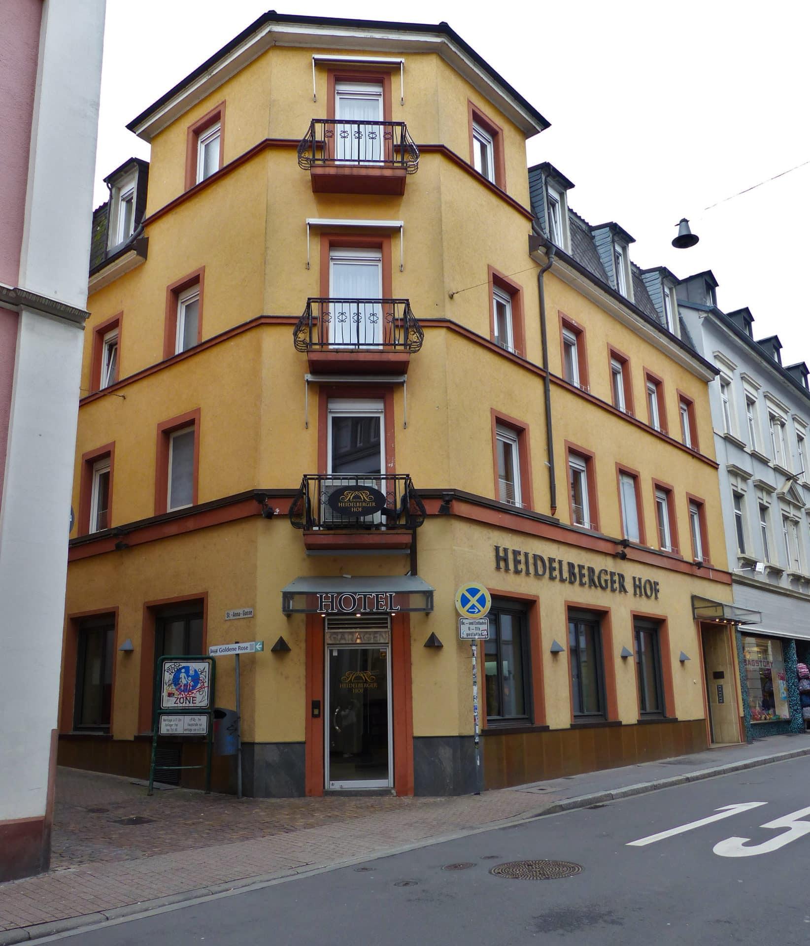Hotel Heidelberger Hof