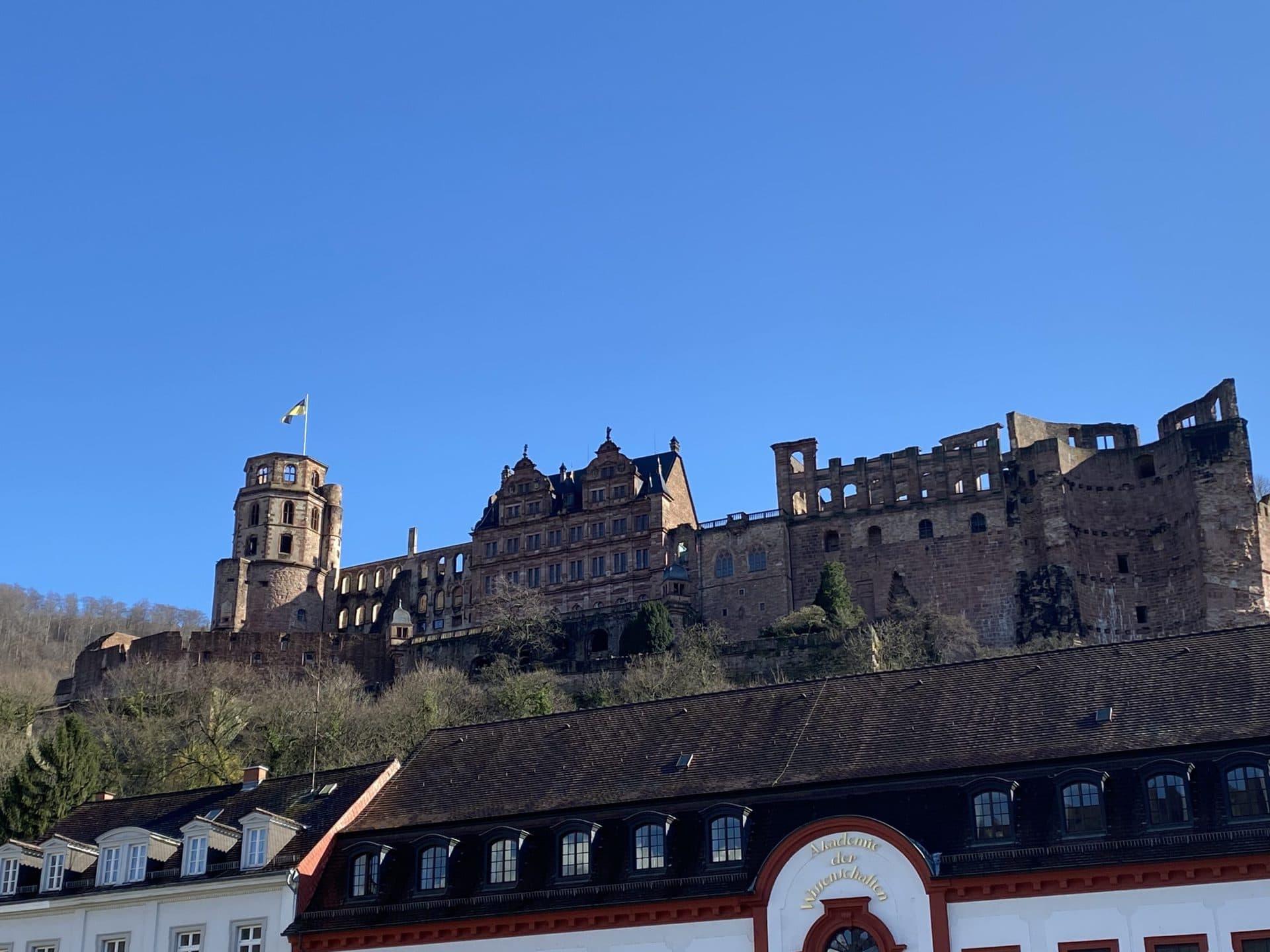 Schlossblick Karlsplatz