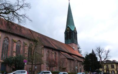 St. Peter´s Church Heidelberg