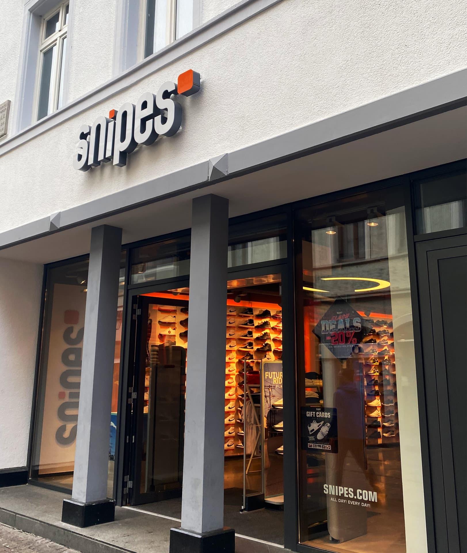 Snipes Heidelberg