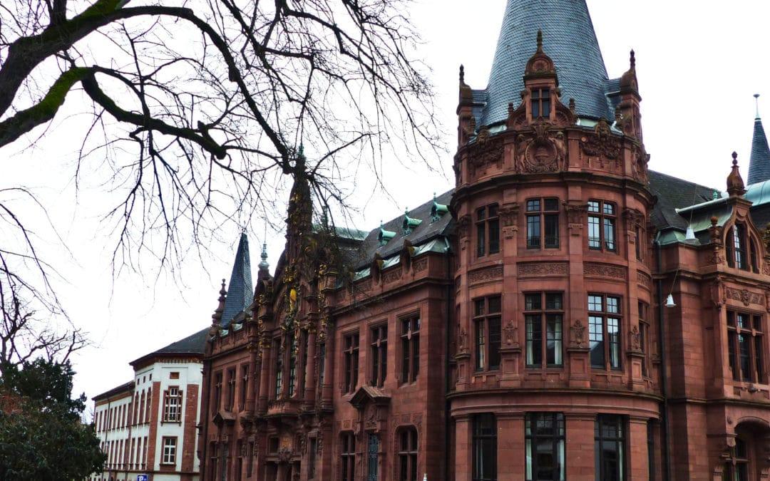 Die Heidelberger Universitätsbibliothek