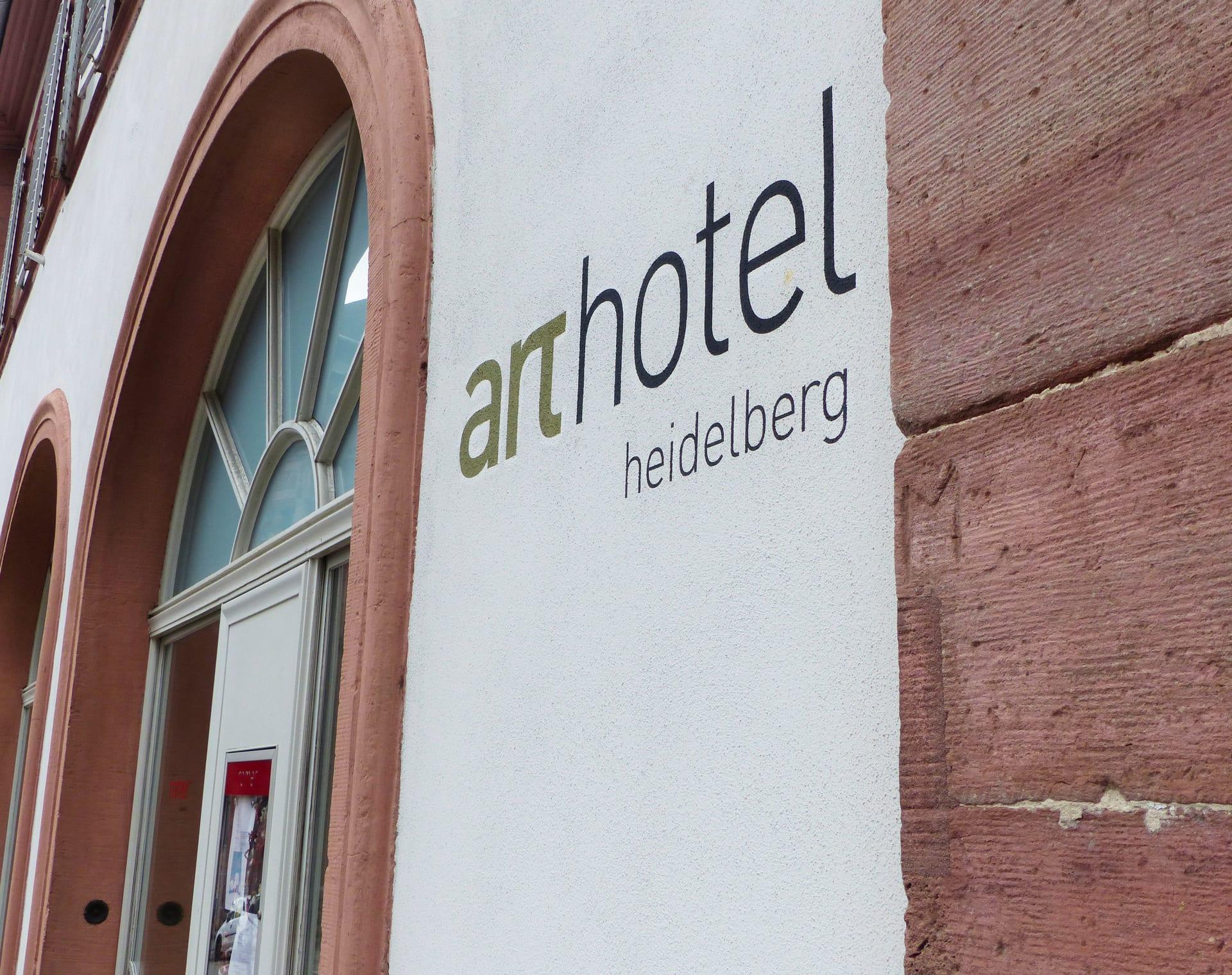 ArtHotel Heidelberg Logo