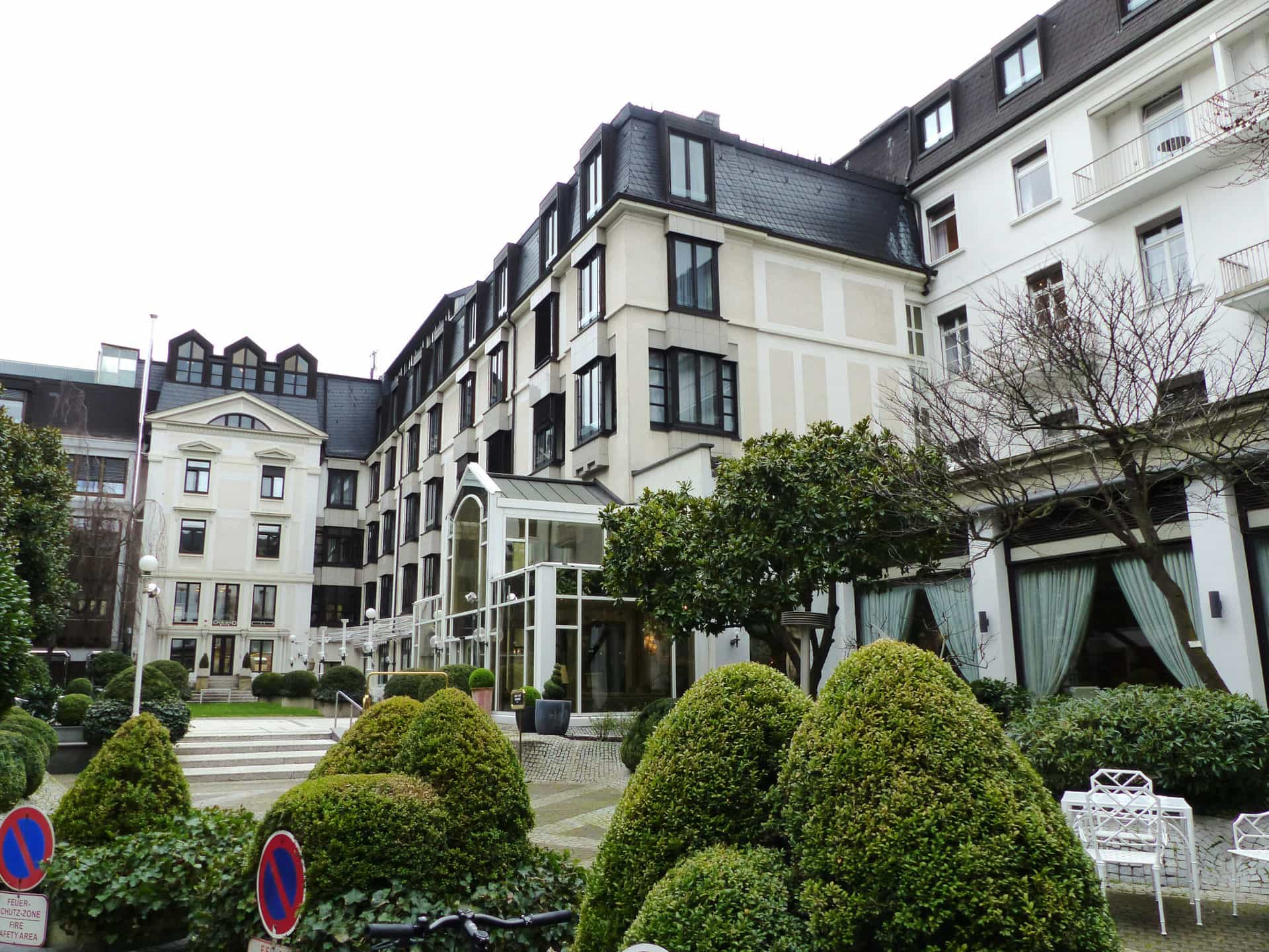 Europäischer Hof Innenhof