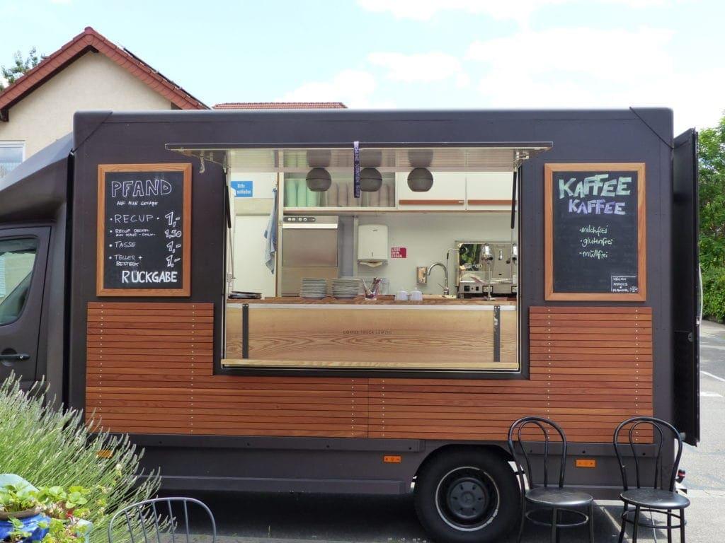 KaffeeKaffe - Die mobile Kaffeebar in Heidelberg