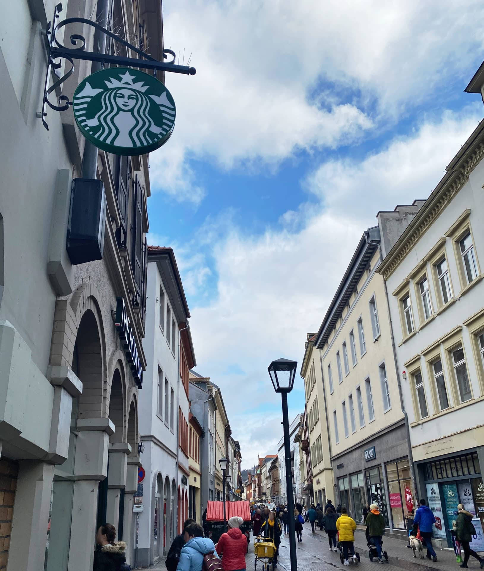 Starbucks Heidelberg